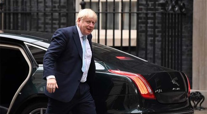 Brexit el 31 de octubre con o sin acuerdo: Boris Johnson