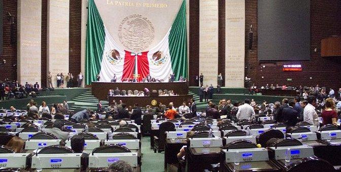 Diputados aprobaron en lo general la Ley de Austeridad Republicana con 321 votos a favor, 124 en contra y una abstención