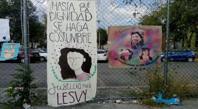 45 años de prisión para Jorge Luis, asesino de Lesvy Berlín