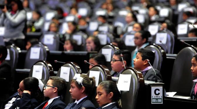 Inician trabajos del Grupo Coordinador Interinstitucional que organizará el 11° Parlamento de las Niñas y los Niños 2020
