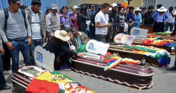 La respuesta del gobierno boliviano tras los enfrentamientos en Cochabamba