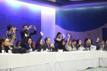 Comisión de Presupuesto y Cuenta Pública de la Cámara de Diputados aprobó en lo general y particular el dictamen del Presupuesto de Egresos de la Federación 2020