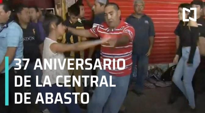Central de Abasto cumple 37 años
