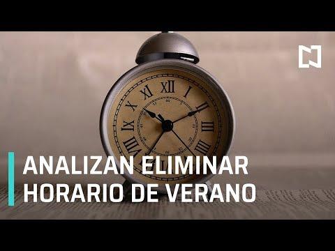 Horario de Verano sería modificado o eliminado
