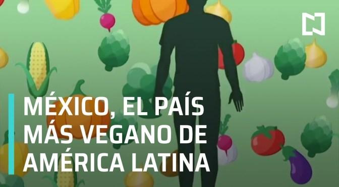 México es el país con más vegetarianos en América Latina