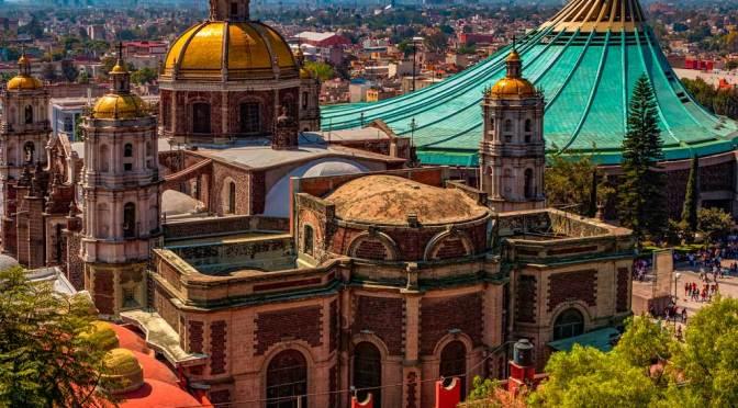 Estiman comerciantes de la Basílica derrama de mil 200 mdp
