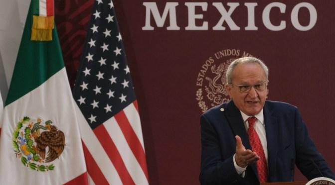 Propone México a Jesús Seade para dirigir la Organización Mundial del Comercio