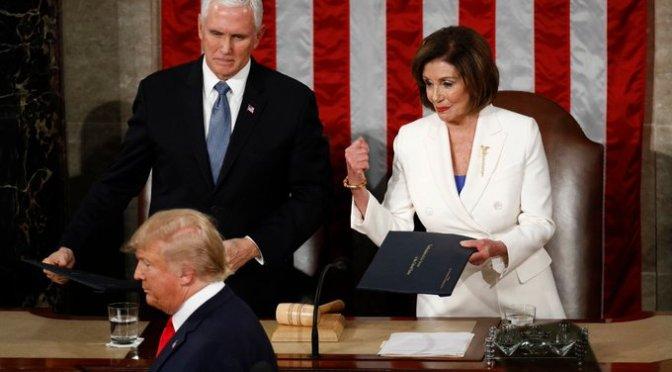Algunos momentos destacados del discurso del Estado de la Unión 2020 de Donald Trump
