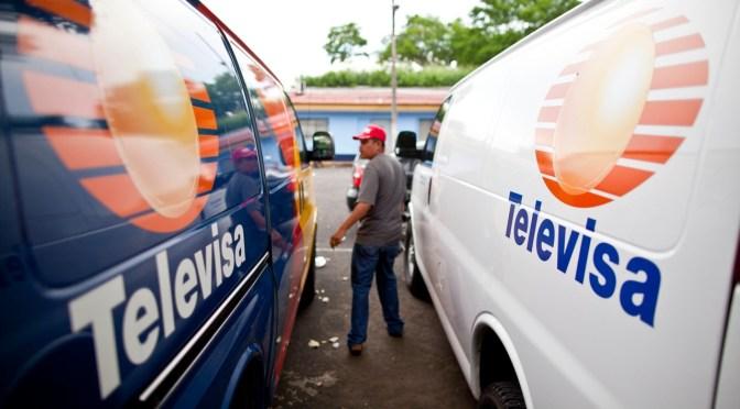 Disciplina financiera impulsa a Televisa