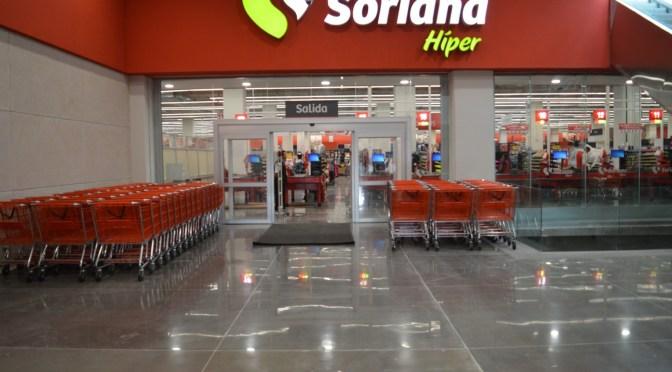 Soriana incrementó sus ingresos en 2019