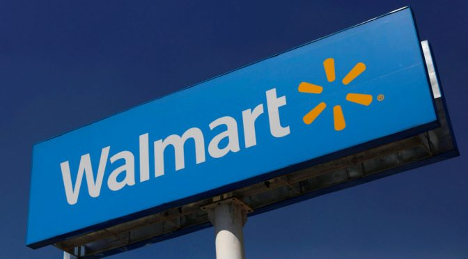 Utilidades de Walmart crecen 3.1 por ciento en 2019