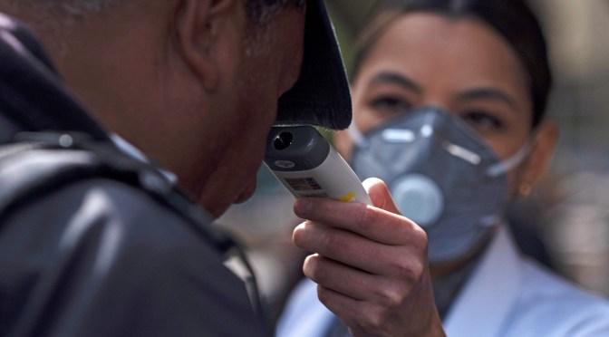 Suman 1,215 casos confirmados y 29 defunciones por coronavirus en México