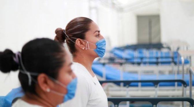 Suman 848 casos confirmados y 16 defunciones por coronavirus en México