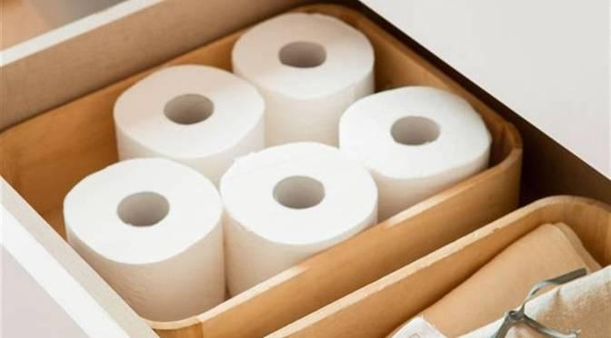 Una calculadora para saber cuánto papel higiénico se requiere durante la cuarentena