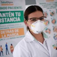 Llega la prueba diagnóstica del covonavirus a Salud Digna Mexicali