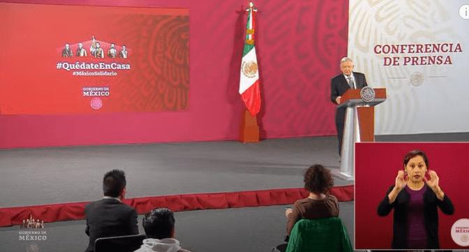 Conferencia Matutina de AMLO | 21 de mayo de 2020