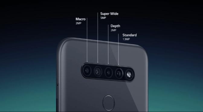 Llegará a méxico la nueva serie K de LG: 5 cámaras y especificaciones de gama alta