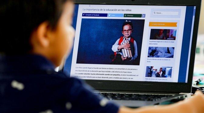Educación a distancia y desigualdad en América Latina