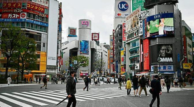 Japón utiliza aplicaciones de rastreo para detectar personas con Covid-19