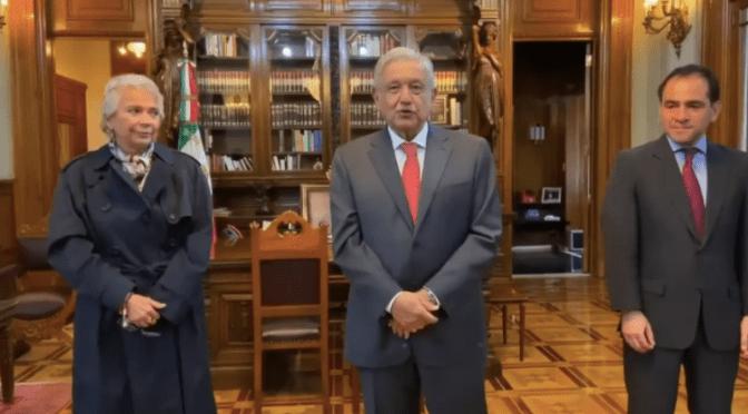 AMLO anuncia cambios en gabinete con 'enroque' entre el Banco del Bienestar y una subsecretaría de Gobernación