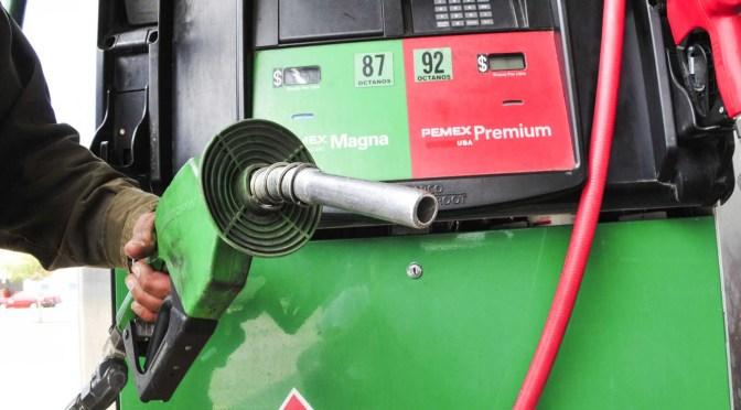 Precio de gasolina sigue a la alza hoy 23 de junio