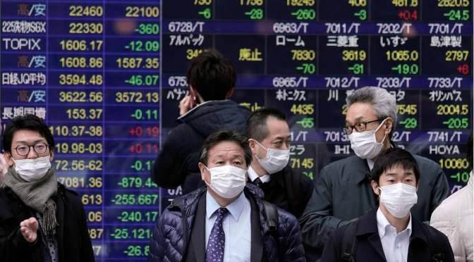Los riesgos del Covid-19 sobre la economía mundial / Artículo de Alfredo Huerta