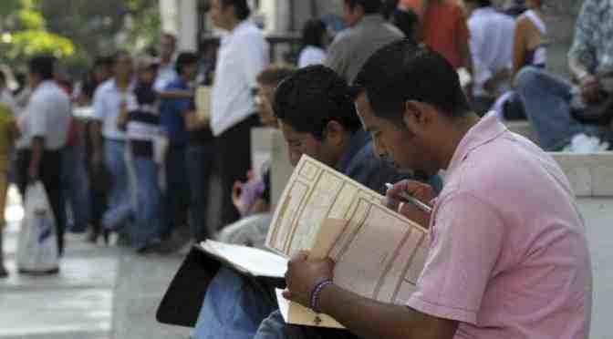 COVID-19 deja sin trabajo a 12.5 millones de personas en México