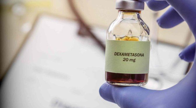 OMS urge a aumentar producción de dexametasona para atender casos de COVID-19