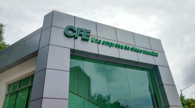 Hay más de 170 solicitudes de amparo contra medidas de Sener, CFE y Cenace: CCE