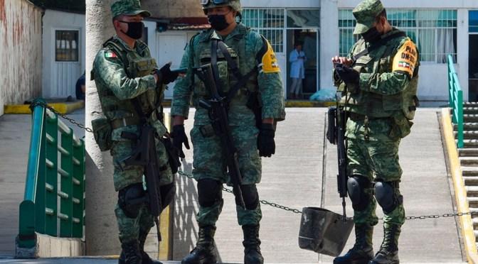 Han fallecido 86 militares por el virus