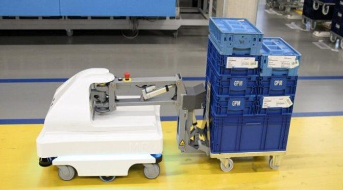por covid, robots podrían ser clave en fuerza laboral de empresas