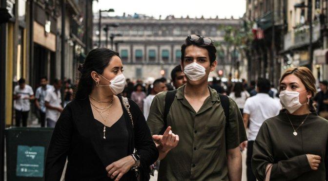 México rebasa a Alemania en casos confirmados de COVID-19