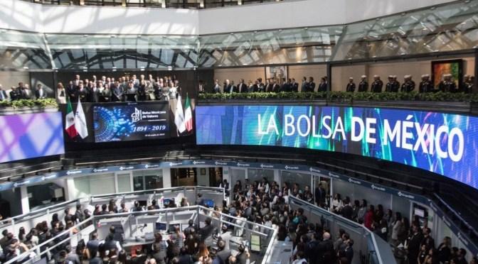 Bolsa Mexicana gana 2.38 por ciento en primera jornada de junio