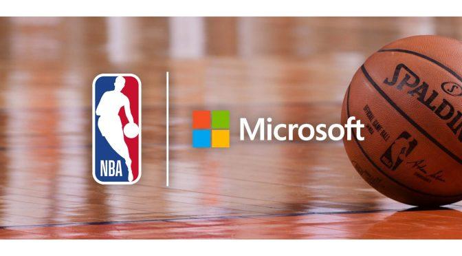 Microsoft y la NBA se asocian para poner espectadores virtuales en los partidos de la liga