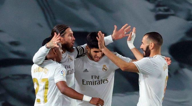 Real Madrid se corona en LaLiga