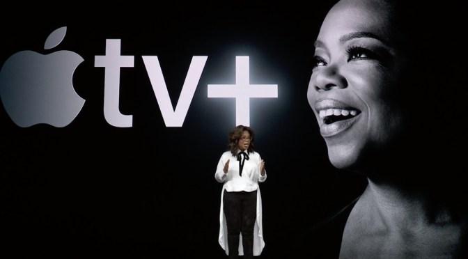 Oprah Winfrey abordará el racismo en nuevo talk show para Apple TV+