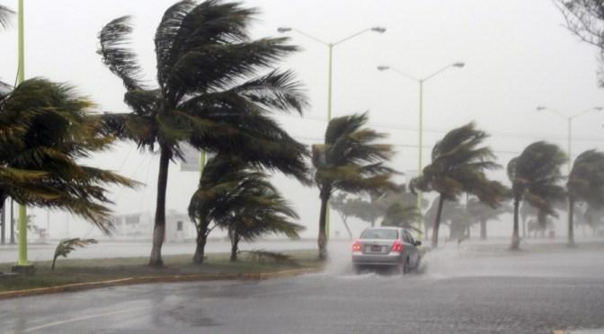 Conagua alerta por tormenta tropical Hanna en el Golfo de México
