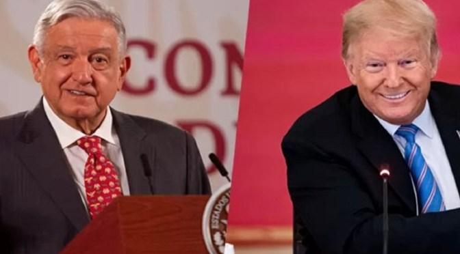 Encuentro Trump-AMLO fue sobre economía y también política