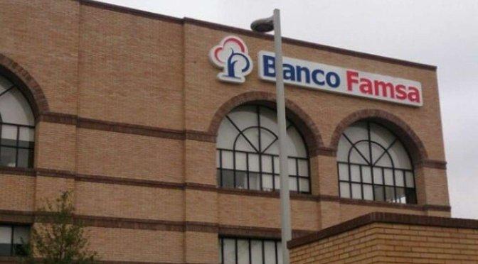 Presentan banqueros pronunciamiento sobre el proceso de liquidación de Banco Ahorro Famsa