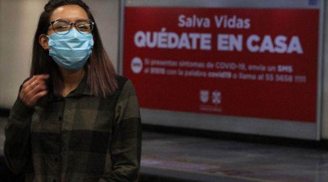 Cubrebocas ya debe ser de uso común para cuidar nuestra salud: Académico de la UNAM