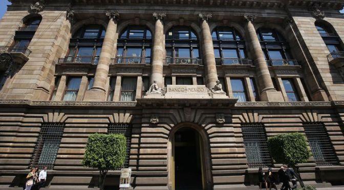 Banxico ajusta a -8.9% su perspectiva central del PIB al cierre de 2020