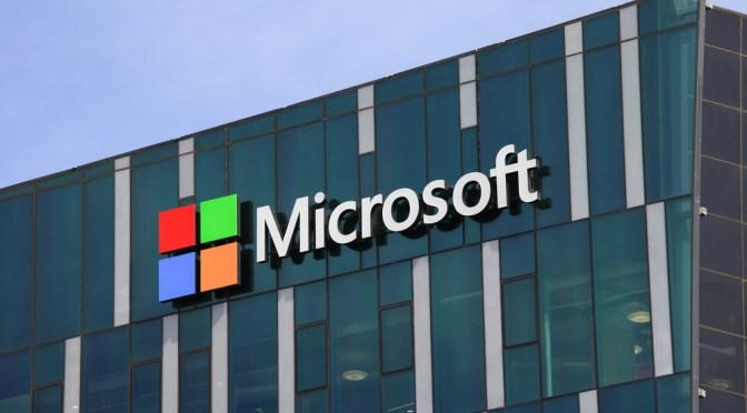 Microsoft logra resultados récord en su ejercicio 2020 pese al coronavirus