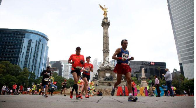 Maratón de Ciudad de México se cancela por el coronavirus