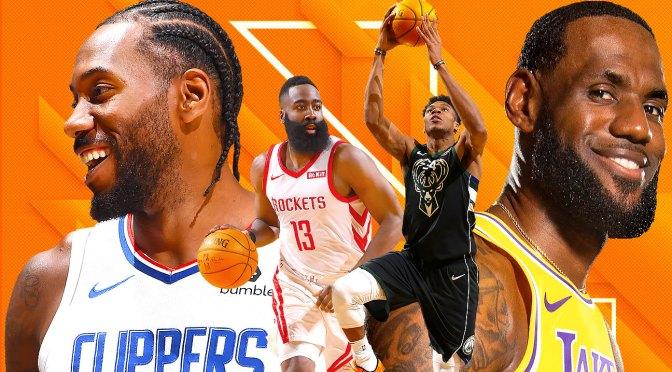 La NBA da a conocer el calendario de partidos de entrenamiento