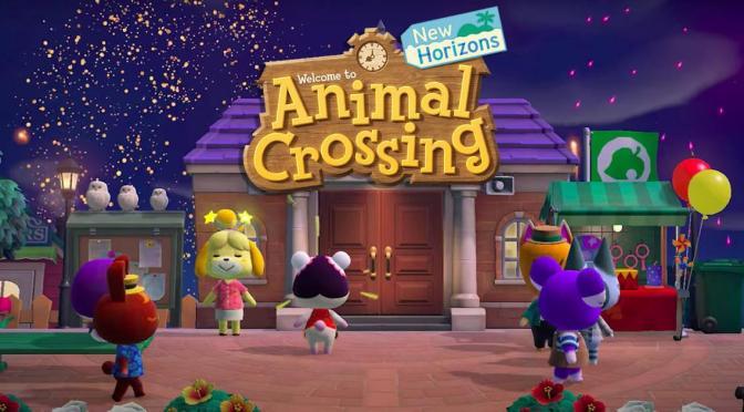 Nintendo quintuplica ganancias trimestrales, ventas de Animal Crossing superan los 22 millones