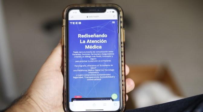 TEEB.Health, una nueva plataforma mexicana para la atención médica digital