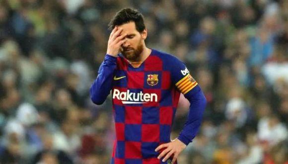 Contrato Messi sigue vigente, dice La Liga, tras ausencia del argentino a pruebas médicas