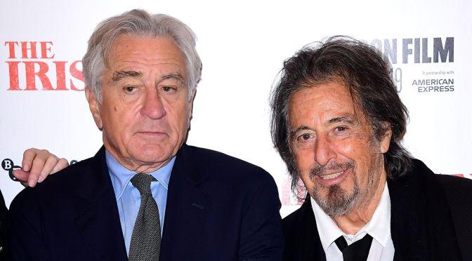Preparan largometraje sobre el nieto del creador de Gucci con Robert de Niro y Al Pacino como protagonistas
