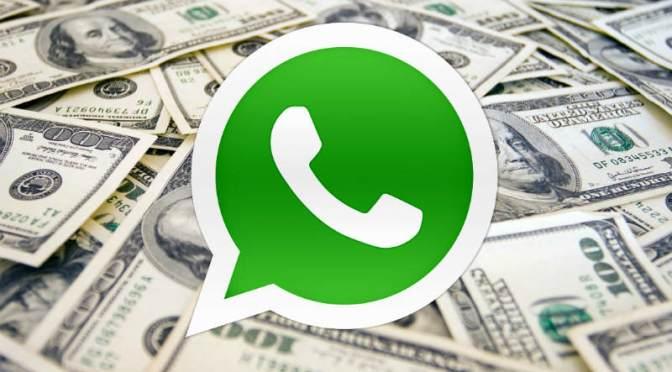 Banco central de Brasil anuncia comienzo de ensayos de pagos por Whatsapp