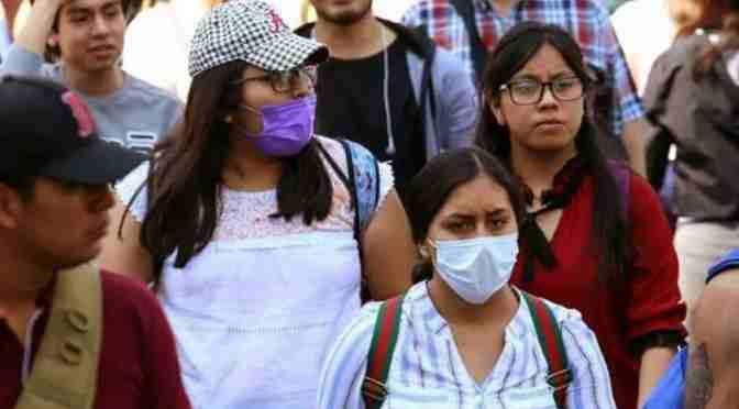 México roza las 67,000 muertes por coronavirus, descenso de epidemia se estanca